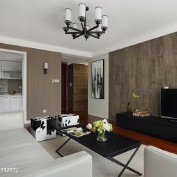 简约客厅设计图片