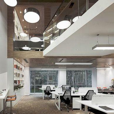 上海简创意办公室设计装修_2993902
