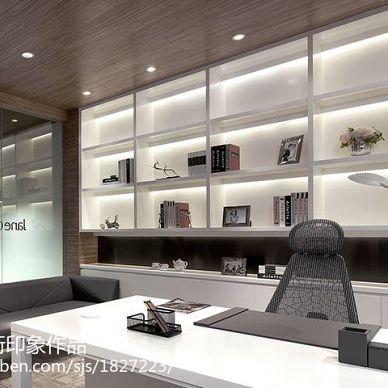 上海简创意办公室设计装修_2993904