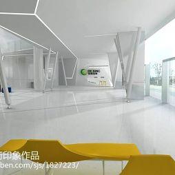 宝晶生物办公楼厂房设计装修_2993918
