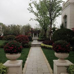 别墅完工照片及施工现场照片_2996837