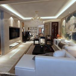 新中式客厅_2997568