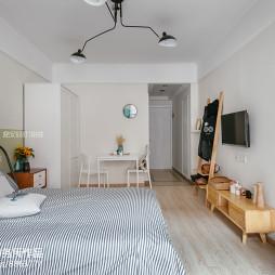 MOOK青年公寓卧室设计图片