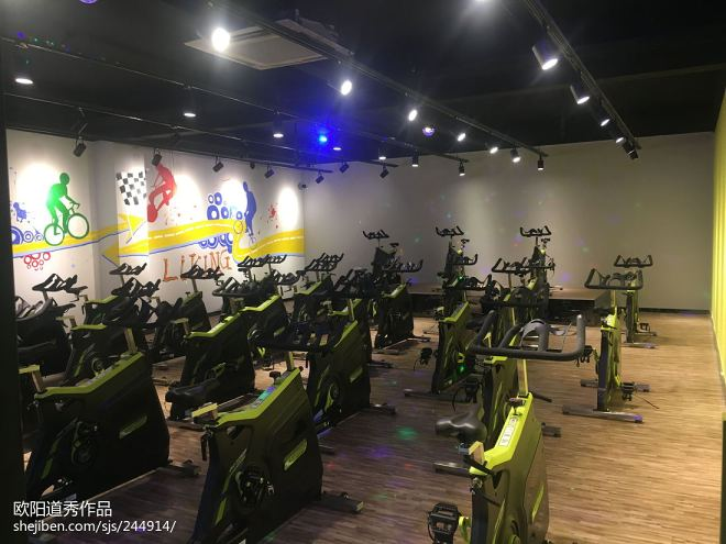 liking fit健身房