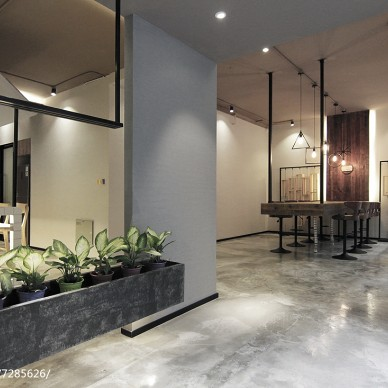「跑男」办公室 丨 杭州西溪壹号_3005819