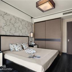 经典中式卧室设计图片