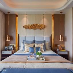 正荣悦棠湾样板房卧室设计图片