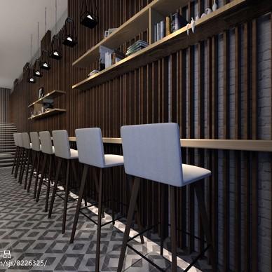 上海闵行上岛咖啡厅转型设计_3007991