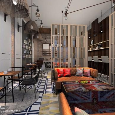 上海闵行上岛咖啡厅转型设计_3007992
