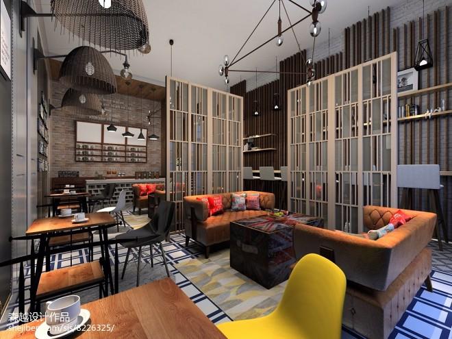 上海闵行上岛咖啡厅转型设计_3007
