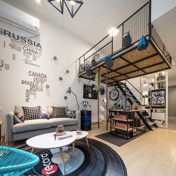 长租公寓loft复式设计图