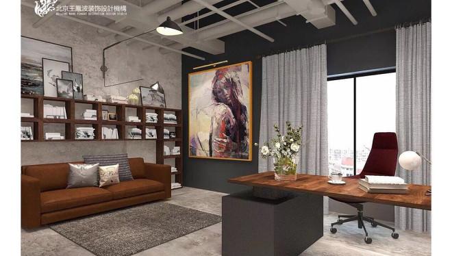 办公空间设计-正觉文化
