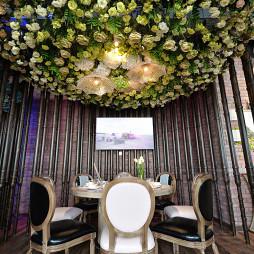 花17餐厅装饰设计图