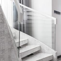 简约复式楼梯设计图