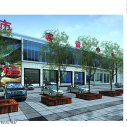 汽車銷售展廳_3023689