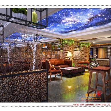 南宁咖啡厅装修设计 金凯甲_3023977