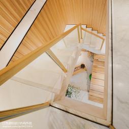 茶空间楼梯设计图片
