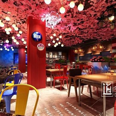哈尔滨音乐餐厅设计_3029964