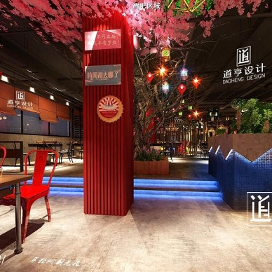 哈尔滨音乐餐厅设计_3029966