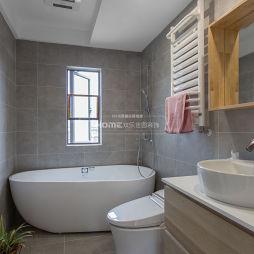 简约家装卫浴设计图