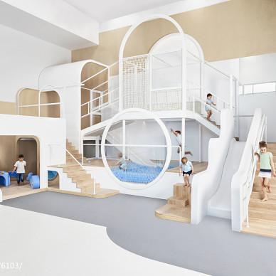 澳洲 NUBO培训中心娱乐区设计图