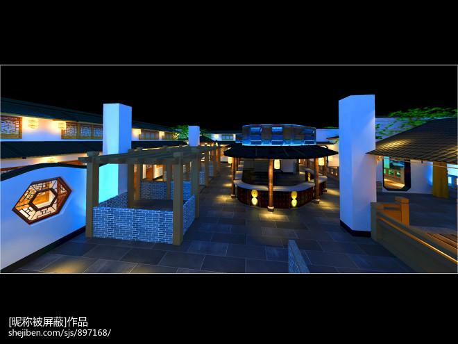 中式餐厅_3033196