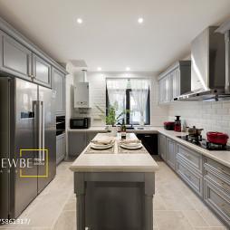 别墅厨房设计图