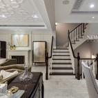 别墅楼梯设计效果图