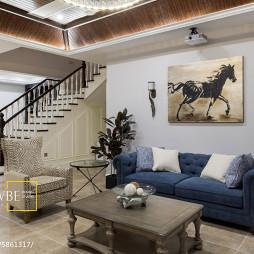 别墅客厅设计效果图