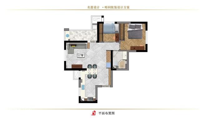 名震设计·唔同软装 ︱【遇见·狮子座