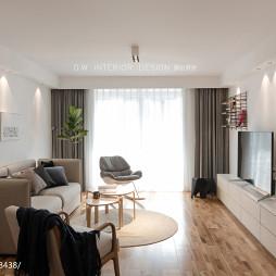三居客厅设计图