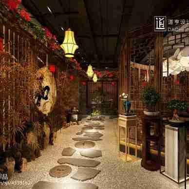 中餐厅设计_3050704