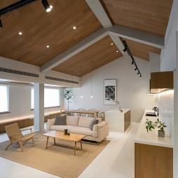 苏州有熊公寓客厅设计图片