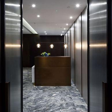 上海弘昌晟集团办公空间室内设计案_3056486