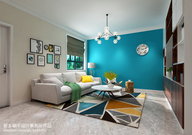 亿通一世界白宅设计方案_306449