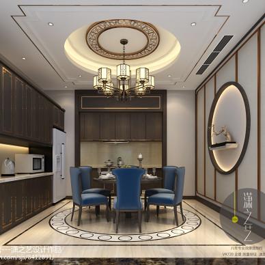 新中式古典奢华品质大宅_3067275