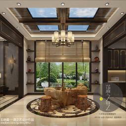 新中式古典奢华品质大宅_3067278