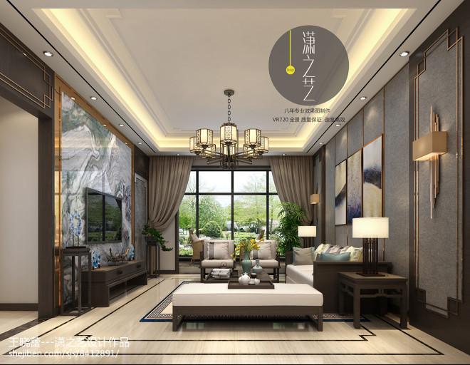 新中式古典奢华品质大宅_306727