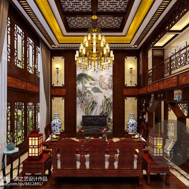 中式古典奢华别墅_3067371
