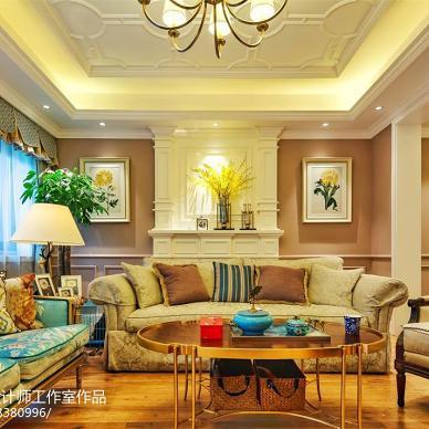 现代美式别墅--斑斓的记忆_3068200