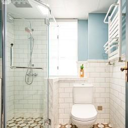 时尚美式卫浴设计图
