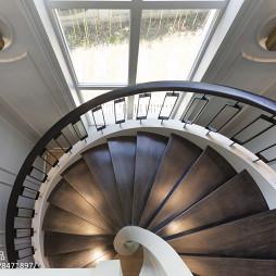 法式别墅楼梯设计图