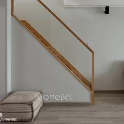 小型简约复式楼梯设计图
