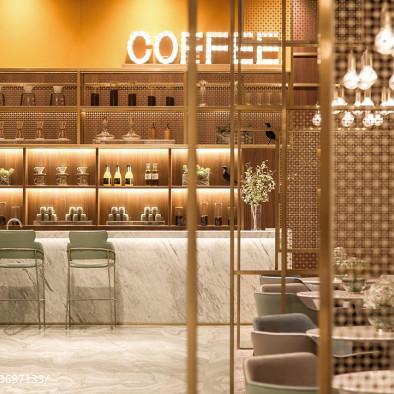 卓越蔚蓝郡销售中心 | 城市咖啡的抒情品质_3074475