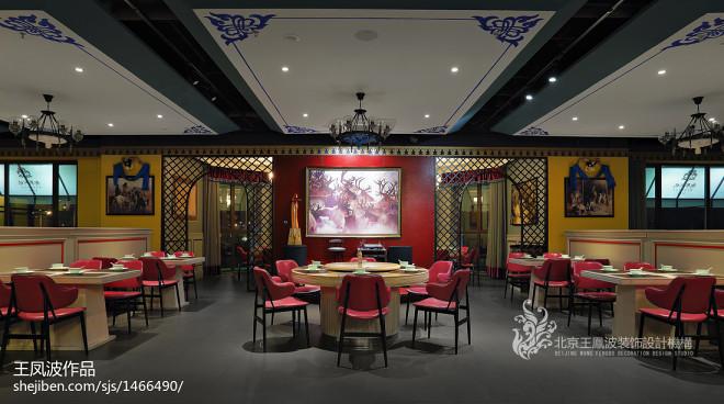 餐厅设计,斯琴阿妈蒙餐厅_30752