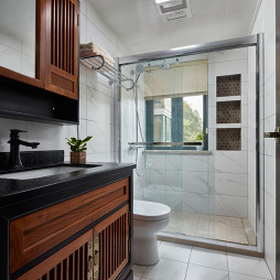 中式卫浴设计图