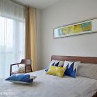 145㎡ 现代简约卧室设计图