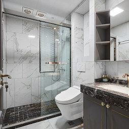 法式卫浴设计图片
