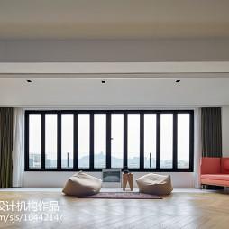 现代风阳台设计图片