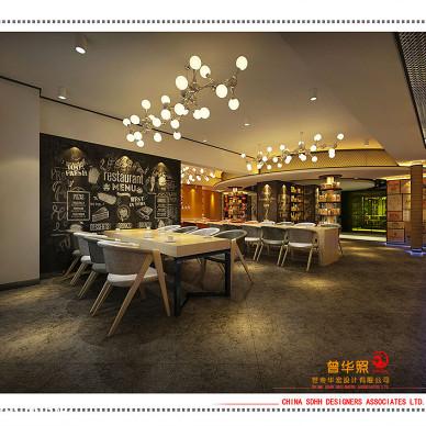 南宁乐奶茶汉堡店设计 咔哆米体验中心_3084863
